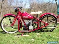 1953 Harley-Davidson Simplex