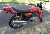 1972 Kawasaki S2 for Sale