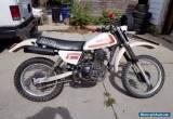 1981 Suzuki DR for Sale