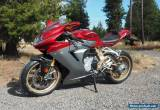 2013 MV Agusta F3 675 Oro for Sale