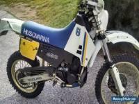 1987 Husqvarna Wr 430
