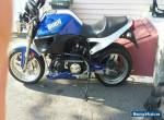 2001 Buell Lightning for Sale