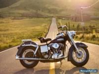 1969 Harley-Davidson Electraglide FLH