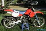 1985 Honda CR for Sale