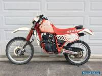1987 Yamaha TT
