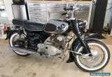 1963 Honda CA for Sale