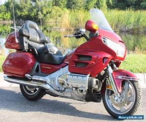 2001 Honda Gold Wing for Sale