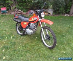 1979 Honda xl500s for Sale
