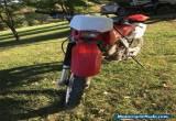 2001 Honda XR for Sale