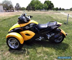 2008 Can-Am Spyder GS for Sale