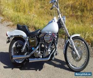 1981 Harley-Davidson FXWG for Sale