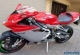 2010 MV Agusta F4 for Sale