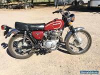 1972 Honda CL