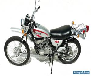 1975 Suzuki ts 400 for Sale