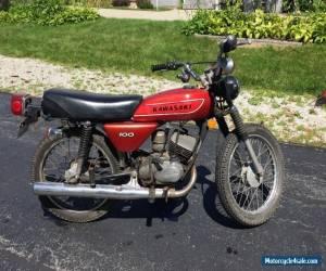 1975 Kawasaki G3SSE for Sale