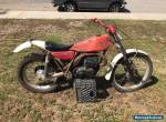 1976 Bultaco for Sale