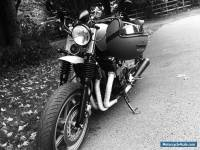 HONDA CB 750 RC42 scrambler motorcycle hand built brat bobber cafe racer custom