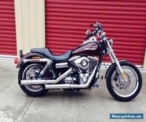Harley Davidson Dyna Super Glide FXDCI 2011 4,800ks for Sale