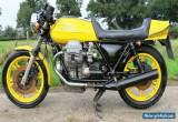 Moto Guzzi VF850  Lemans baujahr 1982 nice winterproject or built a caferacer  for Sale