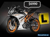 KTM RC390 2015 BRAND NEW LEARNER APPROVED $6990 NOT MORE TO PAY