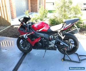 Yamaha YZF_R6 2003 motorcycle for Sale