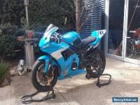 Yamaha R6 Track/Race Bike