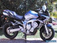 Yamaha 2006 FZ6s