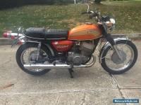 1974 Suzuki T500