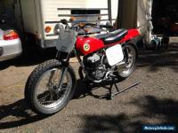 1970 Bultaco Pursang