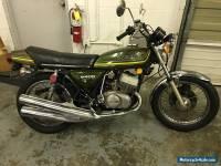 1976 Kawasaki KH400-A3