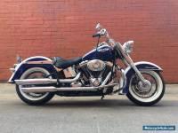 2007 Harley-Davidson Softail Deluxe 1584 (FLSTN)