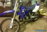 2010 Yamaha YZ125 for Sale