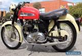 1960 Norton 500cc Motorcycle for Sale