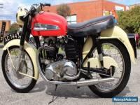 1960 Norton 500cc Motorcycle