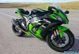 2016 Kawasaki Ninja for Sale