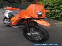 2012 KTM 690 Enduro R. Full Rally Raid Conversion.
