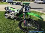 Kawasaki KX450F 2013 for Sale