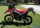 2017 Honda CRF for Sale