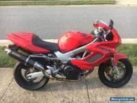 1998 Honda VTR1000F