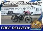 Genata CS 125cc motorcycle motorbike retro classic for Sale