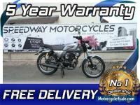 Genata CS 125cc motorcycle motorbike retro classic