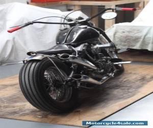 Vintage 1963 Pan Shovel Bobber Knucklehead Panhead Harley Davidson Motorcycle for Sale
