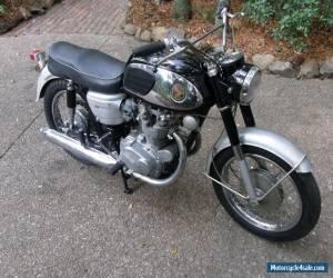 1966 HONDA BLACK BOMBER for Sale