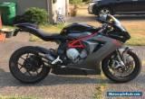 2013 MV Agusta F3 for Sale