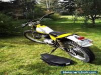 1974 Yamaha TY250