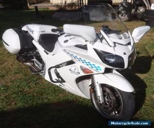 Yamaha FJR1300 - Gen2 - 2011 - Ex Police Bike for Sale