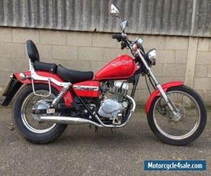 Honda CA125 Rebel, Cruiser Style, Learner Legal Motorcycle, 9k Miles, Exc Cond for Sale