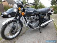 Honda 1976 500T motorcycle