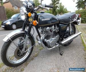 Honda 1976 500T motorcycle for Sale
