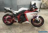 2009 Yamaha YZF-R1 Motorbike, only done 1500 Kilometres for Sale